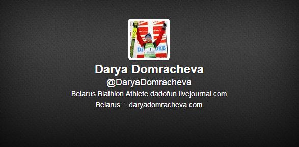 DaryaDomracheva