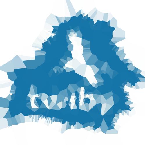 Редизайн логотипа @twi_by от @lowpolybot