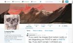 Твиттер-бот преобразует фотографии в абстрактные изображения